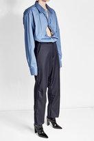 Vetements X Brioni Wool Pants