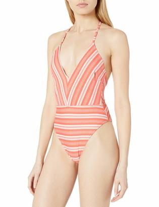 MinkPink Women's Haiti One-Piece Bikini Swimsuit