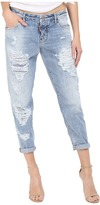 DSQUARED2 90s Wash Hockney Jeans in Blue Women's Jeans