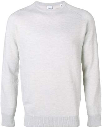 Aspesi long-sleeve fitted sweater