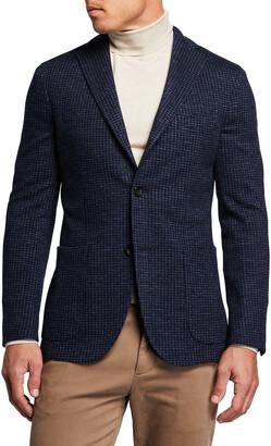Boglioli Men's Houndstooth Sport Jacket