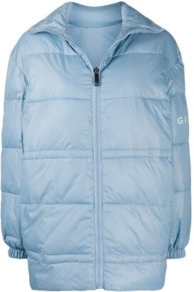 Givenchy Quilted Zip Jacket