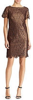 Lauren Ralph Lauren Lace Shift Dress
