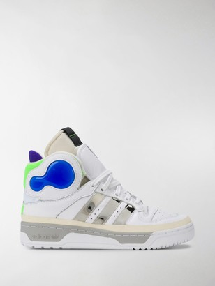 adidas x Sankuanz Rivalry high-top sneakers