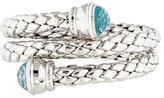 Chimento Topaz Stretch Bracelet