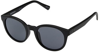 Spy Optic Hi-Fi (Matte Black/Gray) Sport Sunglasses