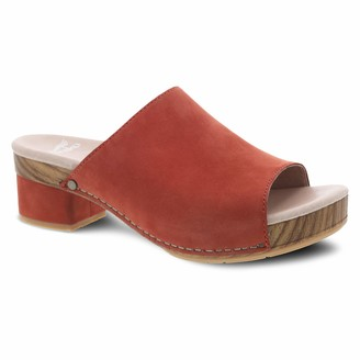 Dansko Women's Maci Black Sandal 7.5-8 M US
