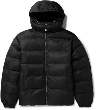 Alyx Quilted Shell Hooded Jacket