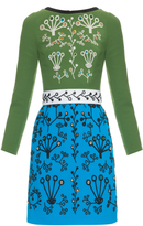 Peter Pilotto Cari crystal-embellished mini dress