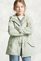 Forever 21 FOREVER 21+ Girls Utility Jacket (Kids)