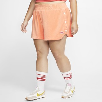 Nike Women's Shorts (Plus Size Sportswear