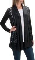 Royal Robbins Cascada Pointelle Cardigan Sweater (For Women)