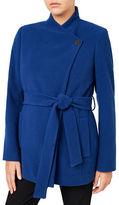 Jacques Vert Asymmetric Short Coat
