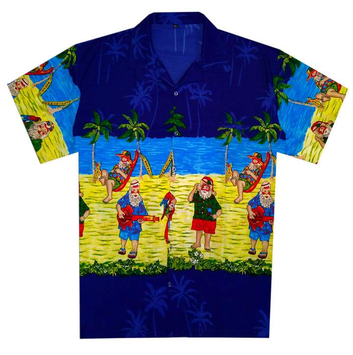 bc762593 Santa Hawaiian Shirts - ShopStyle Canada