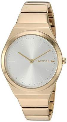 Lacoste Women's Mia Quartz Watch with Stainless-Steel Strap