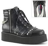 Demonia Men's V-Creeper-565 Sneaker,11 M US