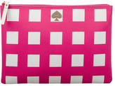 Kate Spade Coated Canvas Clutch