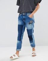 Pepe Jeans Vagabond Emb Boyfriend Jeans