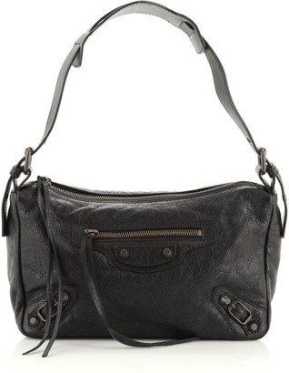 Balenciaga Getaway Classic Studs Bag Leather