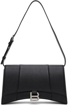 Balenciaga Black Hourglass Sling Bag