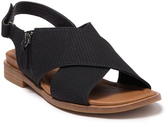 EuroSoft Darla Perforated Sandal