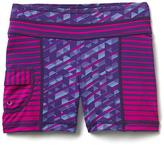 Athleta Girl Geo Stripe Bikini Short