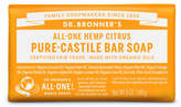 Dr. Bronner's Bar Soap 140g - Citrus Orange