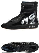 You&me High-top sneaker