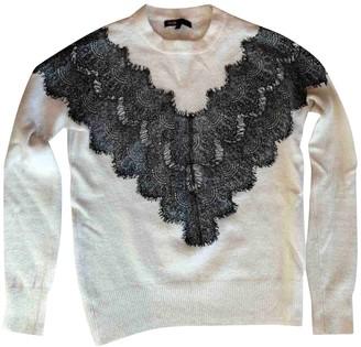 Maje White Knitwear for Women