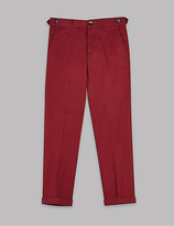 Autograph Pure Cotton Chinos (3-14 Years)