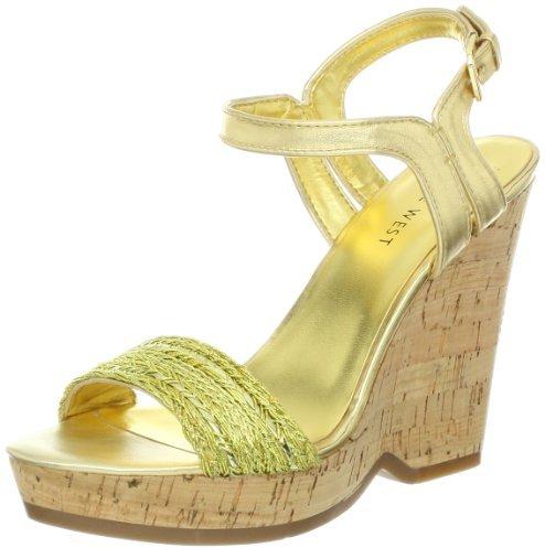 Nine West Women's Trickster Wedge Sandal