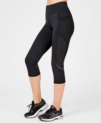Sweaty Betty Zero Gravity High Waisted Cropped Running Leggings