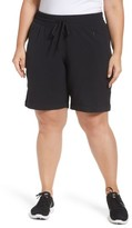 Zella Plus Size Women's Outside Adventures Bermuda Shorts