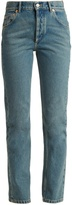 Balenciaga Genuine straight-leg jeans