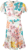 Just Cavalli floral print dress - women - Viscose - 42