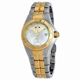 Technomarine Women's 'Cruise' Quartz Stainless Steel Casual Watch, Color:Two Tone (Model: TM-115187)