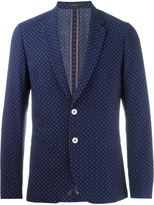 Paul Smith polka dot blazer - men - Cotton/Viscose - 42