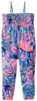 Lilly Pulitzer Jemma Jumpsuit Girl's Jumpsuit & Rompers One Piece
