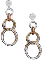 Links of London Aurora Double Link Drop Earrings