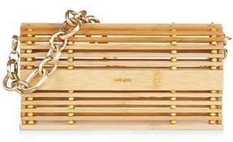 Cult Gaia Sylva Bamboo Shoulder Bag