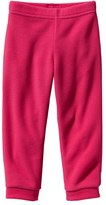 Patagonia Toddler Girl's 'Micro D' Fleece Pants