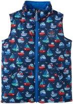 Jo-Jo JoJo Maman Bebe Fleece Lined Gilet (Toddler/Kid) - Boat-4-5 Years