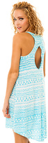 *MKL Collective The Thirst Tank Dress in Teal