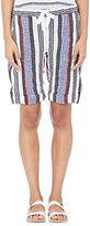 Lemlem Women's Gauze Shorts-NAVY