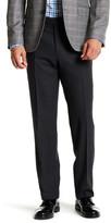 Santorelli Wool Blend Classic Pants