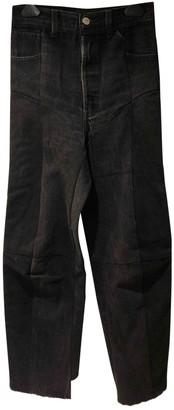 Vetements Black Denim - Jeans Jeans for Women