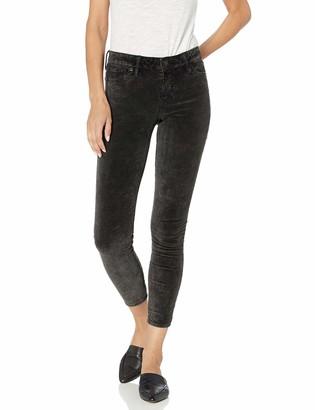Lucky Brand Women's MID Rise AVA Super Skinny Velvet Jean in Parkman 28 (US 6)