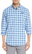 Vineyard Vines 'Mearmeadows Harbor' Plaid Performance Shirt
