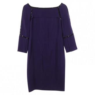 Rena Lange Blue Silk Dress for Women