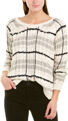 Chaser Cable-Knit Sweater